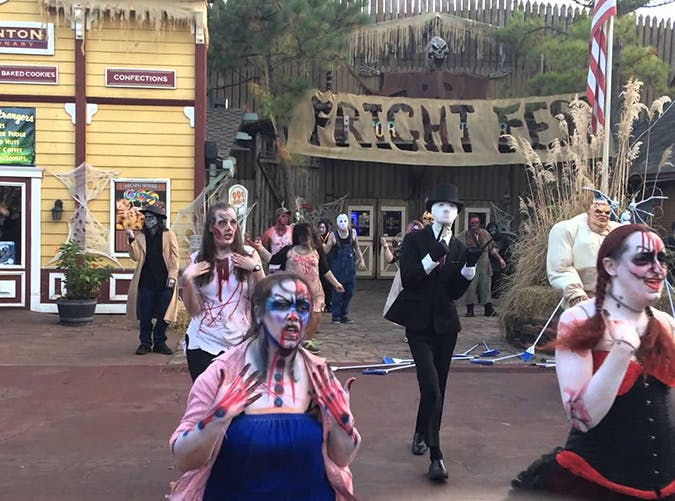 Oklahoma  Fright Fest  Oklahoma City