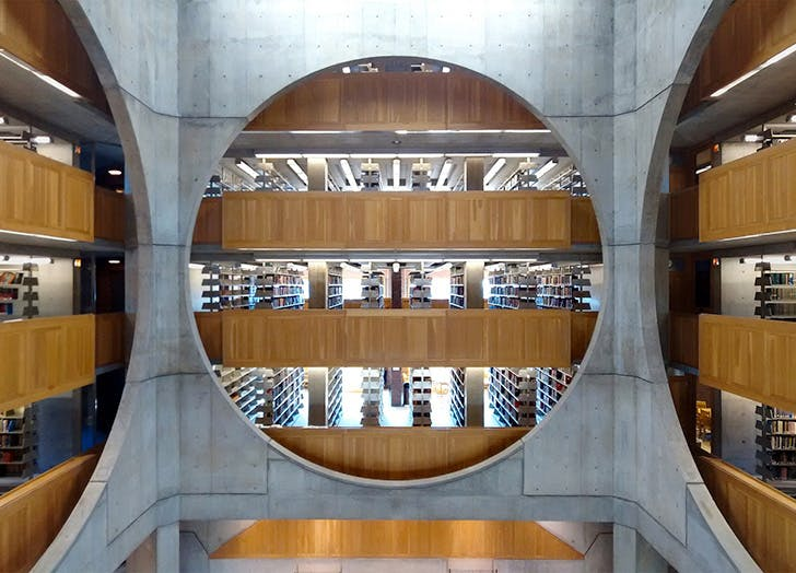 Philips Exeter Academy Library