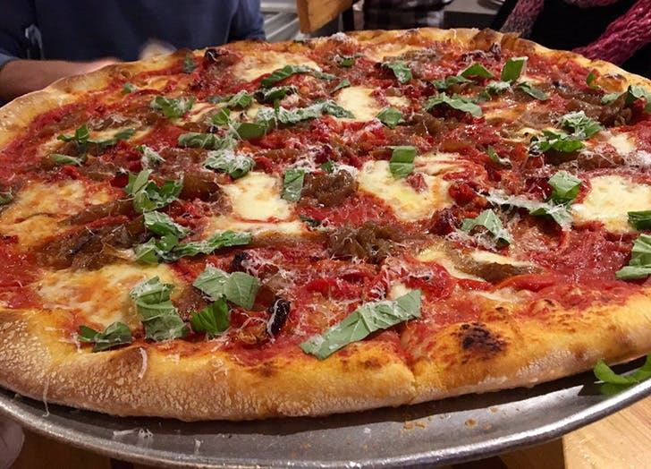 Pizza Delicious New Orleans2