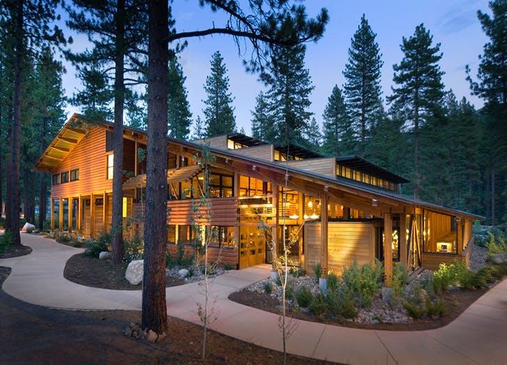 Prim Library at Sierra Nevada College