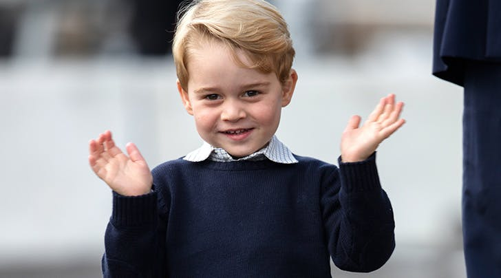 The Strange Reason Why Prince George Is Not Allowed to Have a Best Friend at School