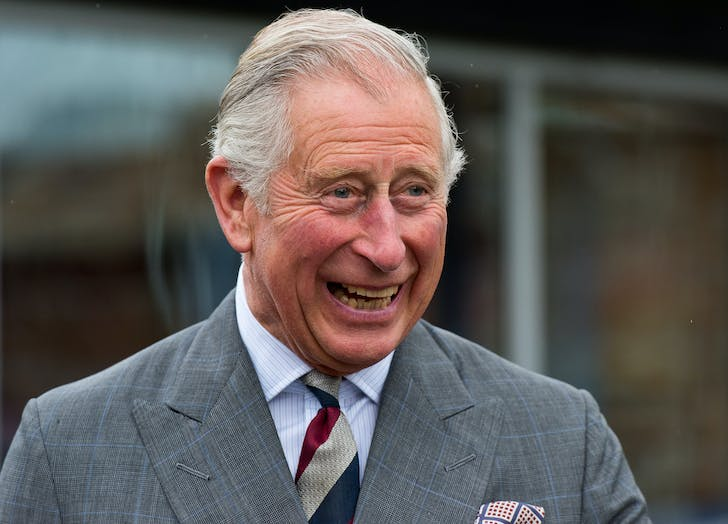 Prince Charles British Line of Succession