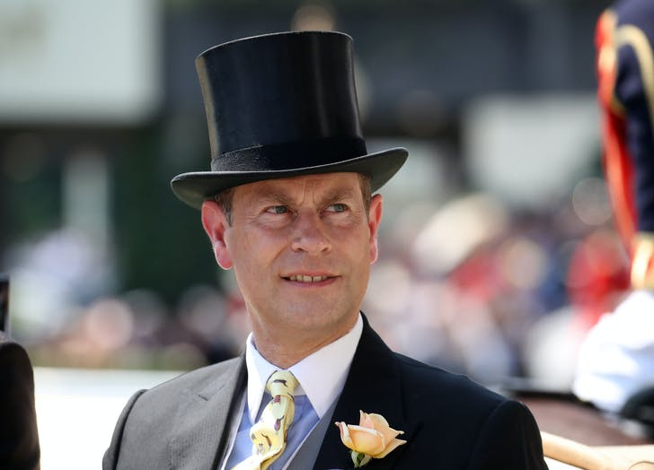 Prince Edward  Earl of Wessex Royal Line of Succession