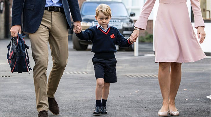 We Tracked Down Prince Georges $52 First-Day-of-School Shoes (and Theyre Almost Sold Out!)