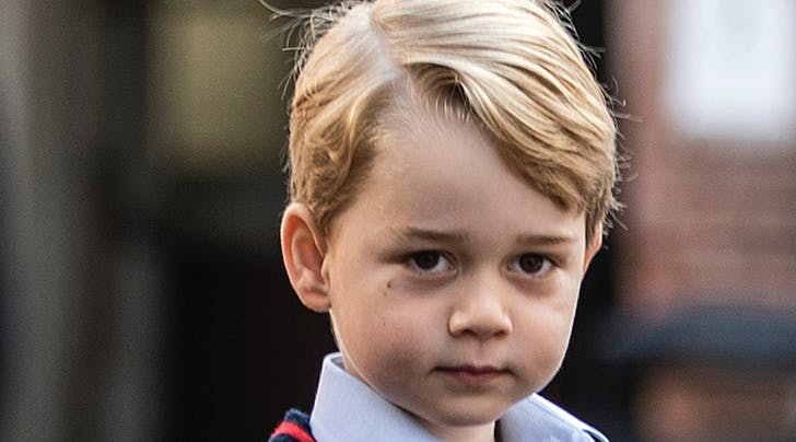 What Last Name Will Prince George Use in School?
