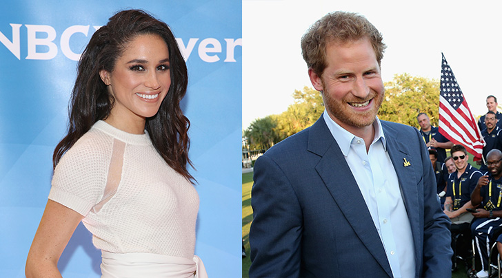 Prince Harry and Meghan Markle 'set to make first official appearance'