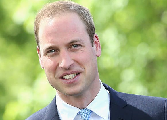 Prince William British royal line of succession