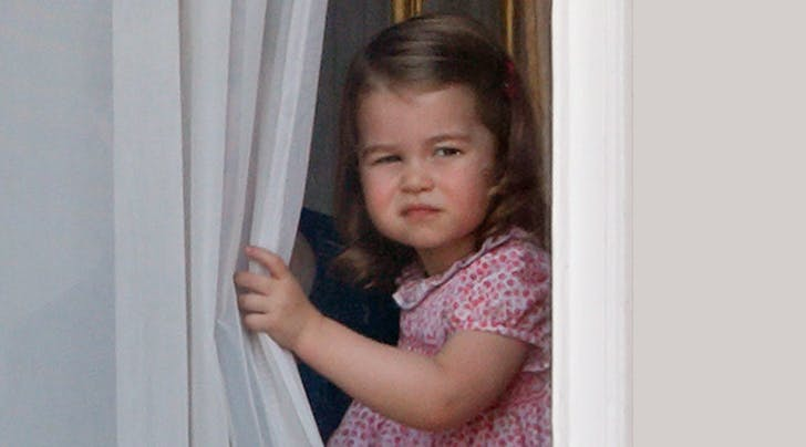 Uncle Harrys Protégé: Prince William Says Princess Charlotte Is Going to Be 'Trouble