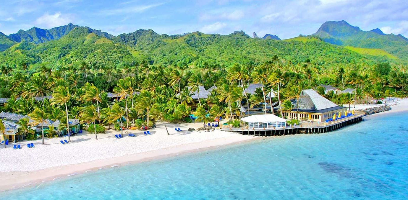 Rarotonga Resort and Spa  Cook Islands  Australia