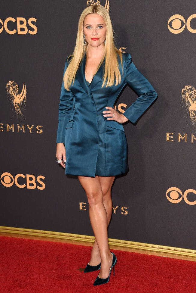 Reese Witherspoon  J. Merritt Getty Images