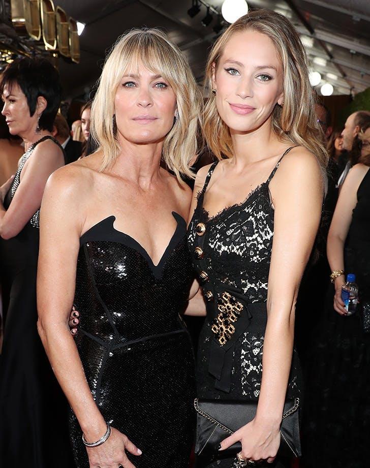 Robin Wright Emmy Awards
