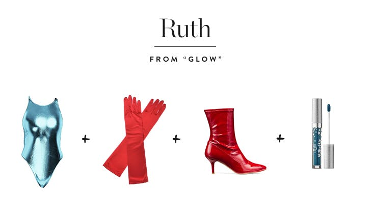 Ruth from  Glow