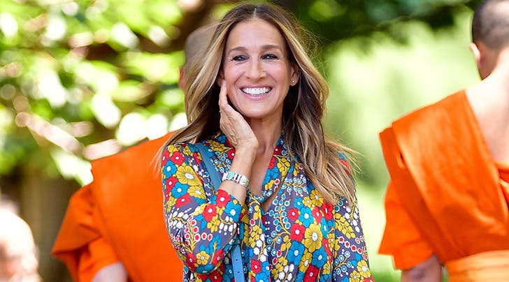 Sarah Jessica Parker Wants to Take You Shoe Shopping, Seriously