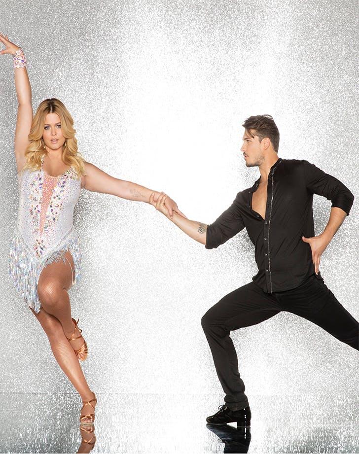 Sasha Pieterse Dancing with the Stars season 25