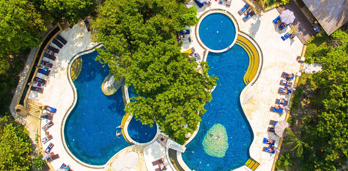 Sensi Paradise Beach Resort  Koh Tao  Thailand