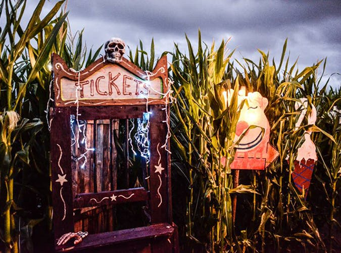 Stalker Farms Haunted Attractions in Washington
