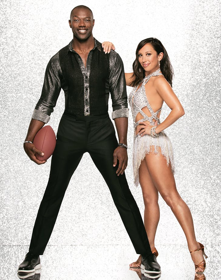 Terrell Owens Dancing with the Stars season 25