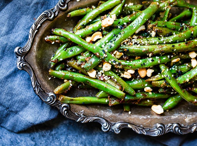 Thai Green Beans recipe