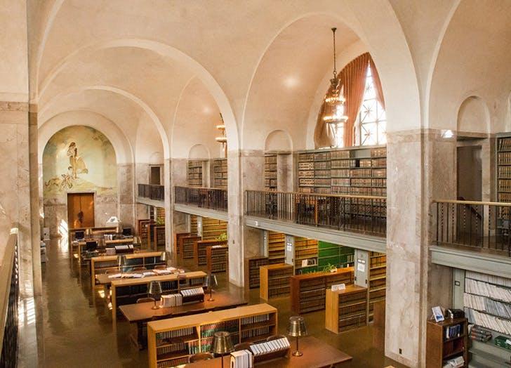 The Nebraska State Library