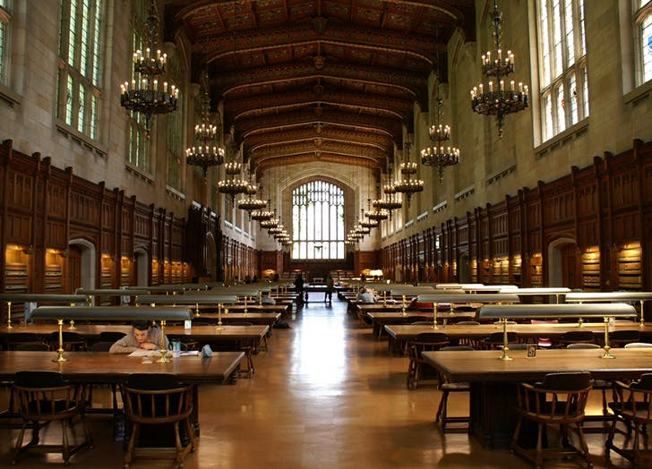 The University of Michigan Law Library1