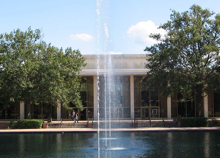 Thomas Cooper Library in South Carolina