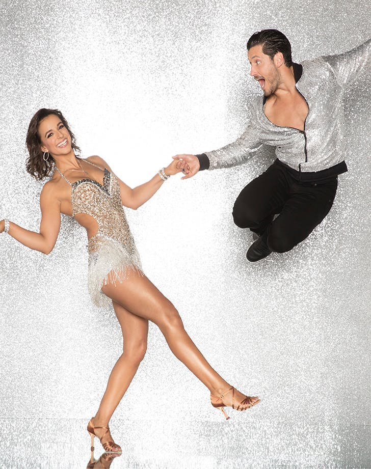 Victoria Arlen Dancing with the Stars season 25