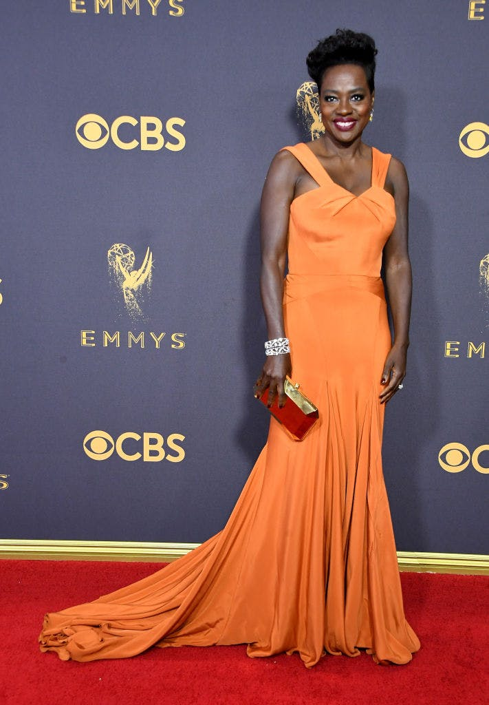 Viola Davis  Steve Granitz Getty Images
