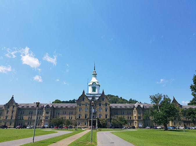 West Virginia  Trans Allegheny Lunatic Asylum  Weston