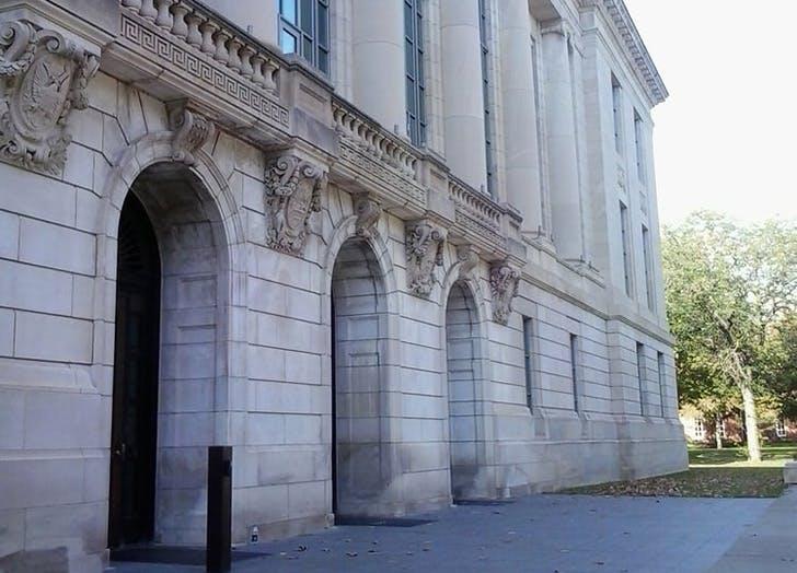 William Oxley Thompson Library in Ohio