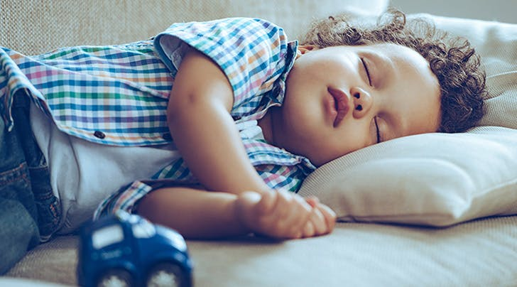 How to Help a Child Who's Having Night Terrors