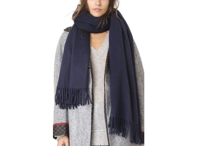 acne studio cashmere scarf