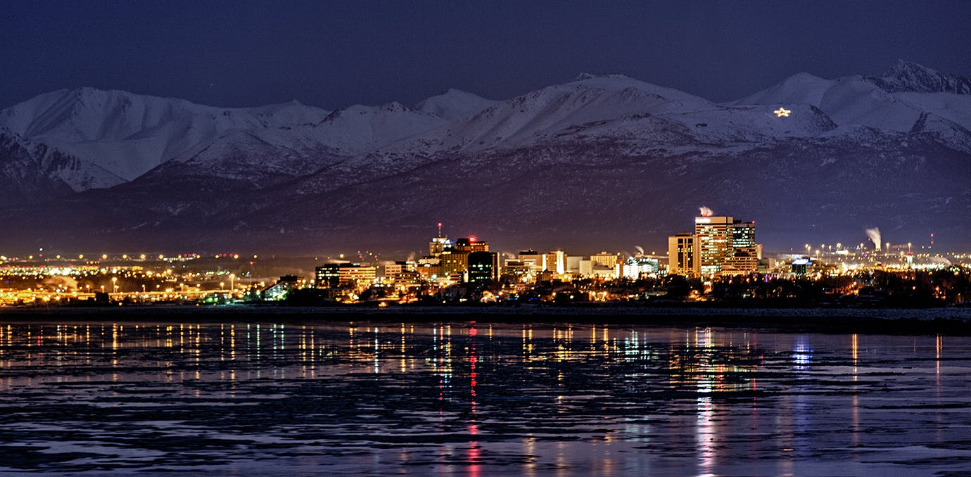 anchorage alaska stargazing travel