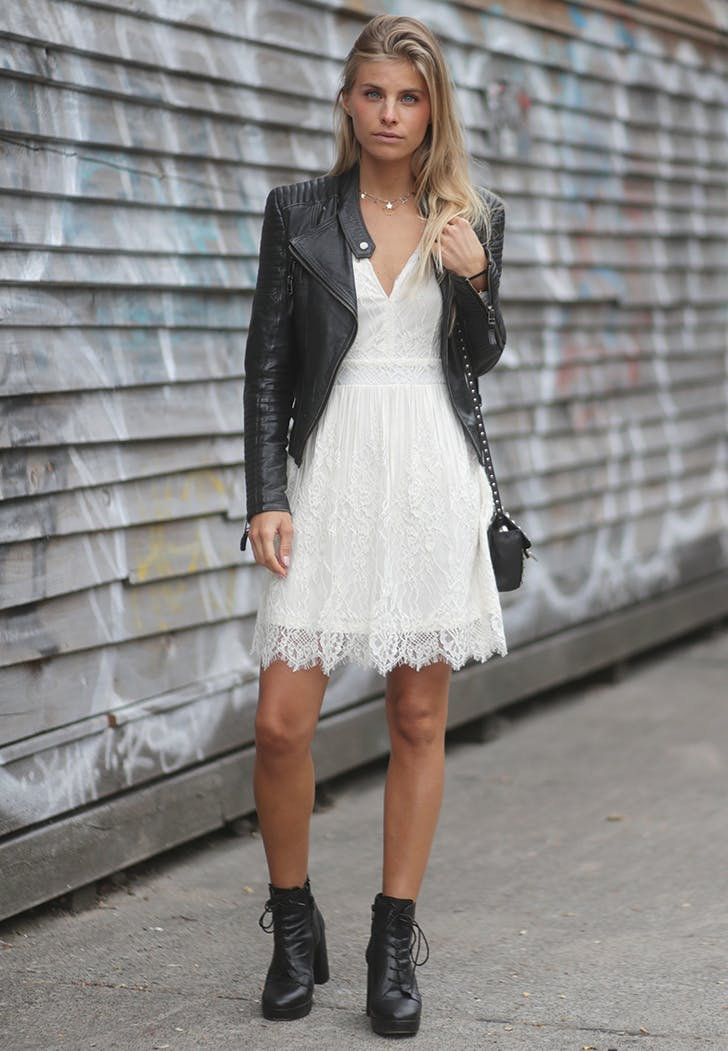 9 New Ways To Wear Ankle Boots This Fall Purewow