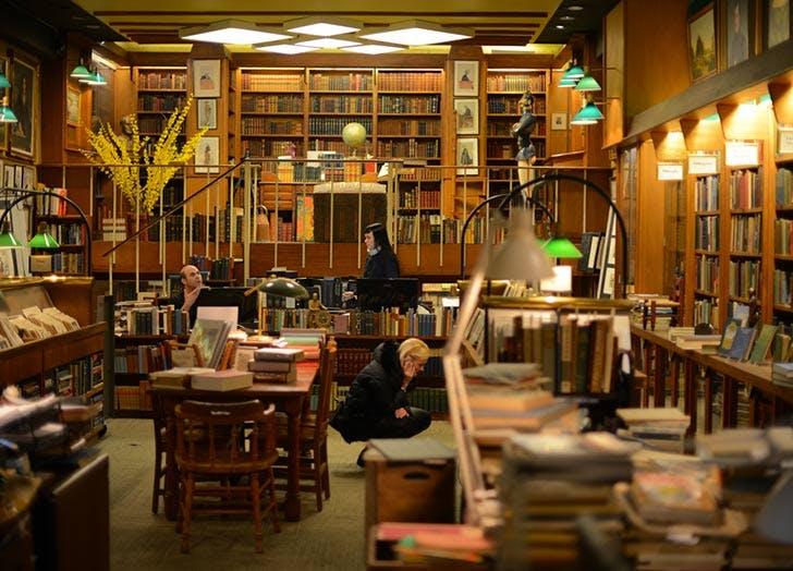 argosy bookstore NY