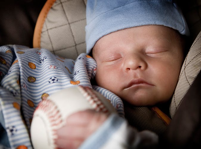 17 Baseball-Inspired Baby Names That Hit It Out of the Park