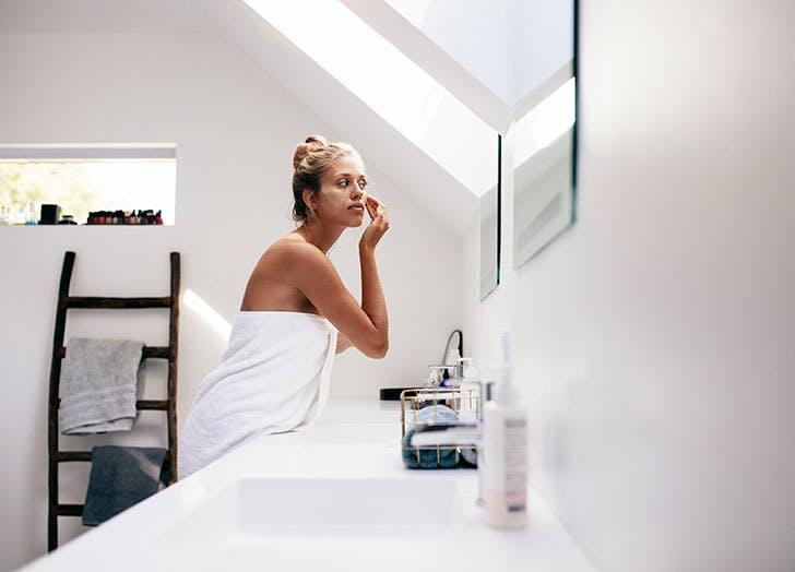 beauty tips highlighter