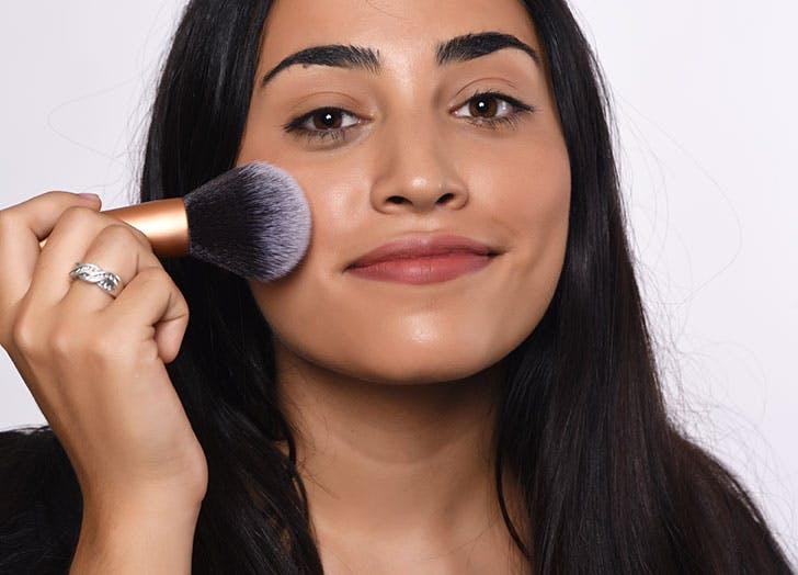 best beauty tips foundation blending
