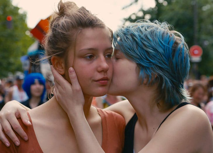 best movie couples blue is the warmest color