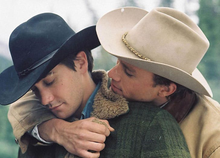 best movie couples brokeback mountain