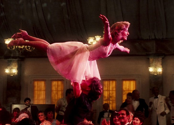 best movie couples dirty dancing