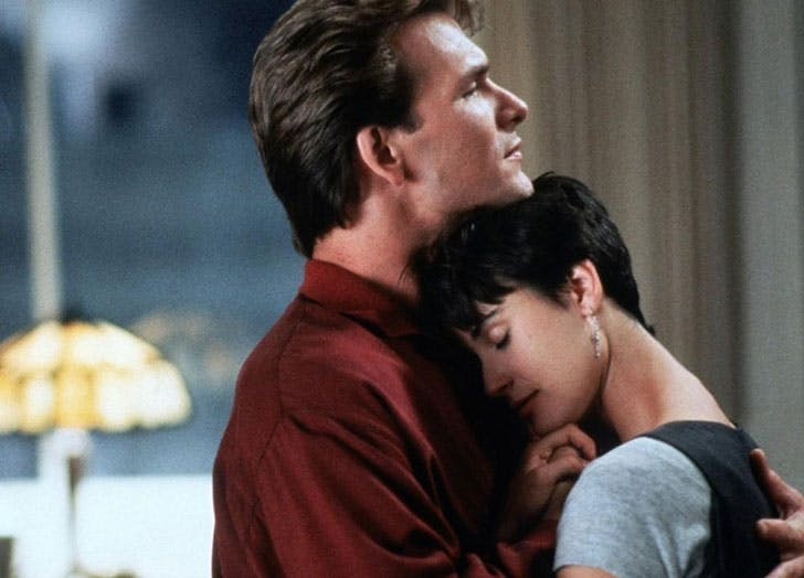 best movie couples ghost1