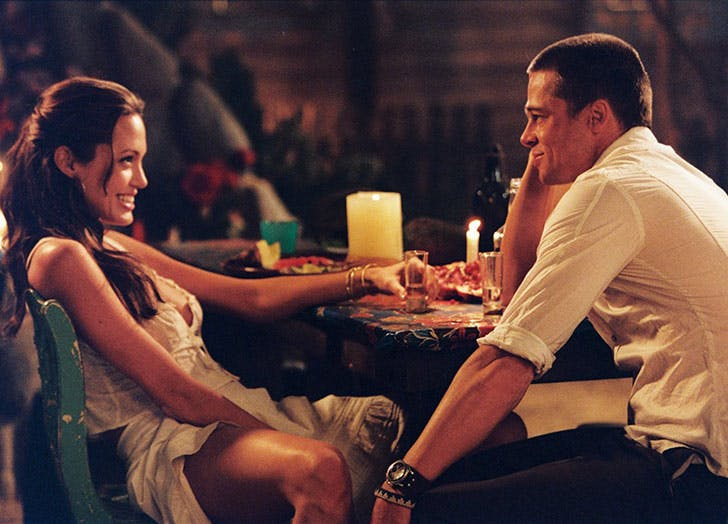 best movie couples mr mrs smith
