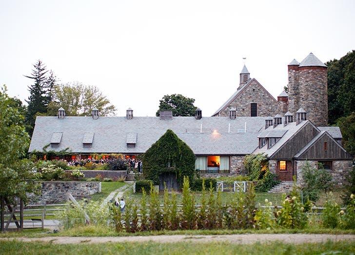 blue hill at stone barns NY