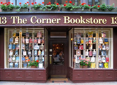 bookstores NY 400