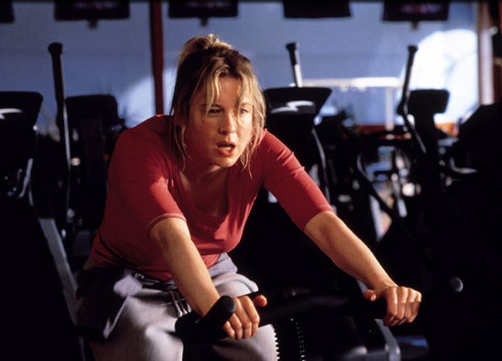 bridget jones bike