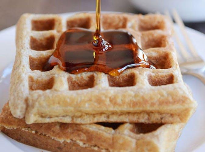 buckwheat waffles 501