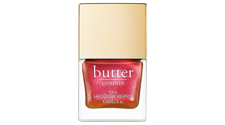 butter london foilage inspired fall nail color trends