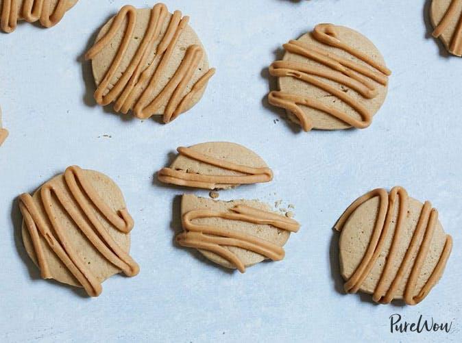 butterscotch icebox cookies 501