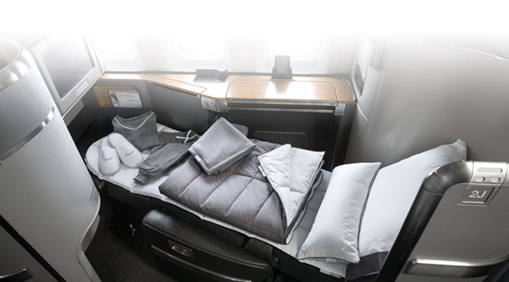 This Casper and American Airlines Collab Could Finally Mean a Good In-Flight Sleep