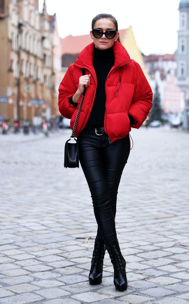 cropper puffer fall coat trends